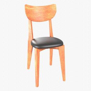 3D Wood Home Chair
