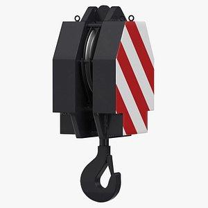 liebherr lr crane hook model