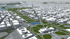 Washington DC model