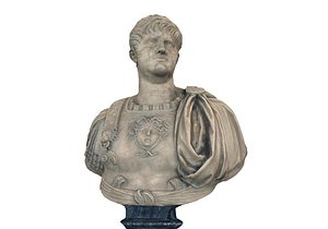 Caesar Sculpture Masterpiece 3D
