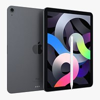 Apple iPad Air 2020 Space Gray with Pencil
