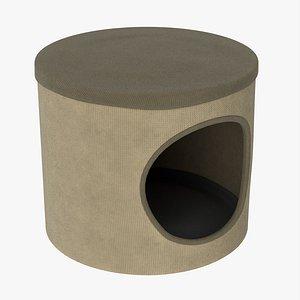 Pet house 3D