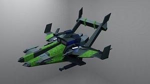 Spaceship 3D