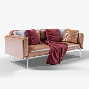 3D 202 sofa cassina model