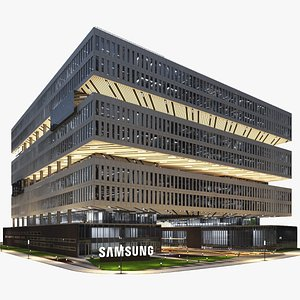 samsung fur office 3D