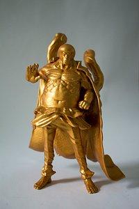 3D sengoku buddha