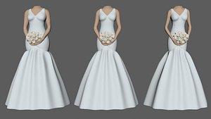 bride 2 ready print 3D model