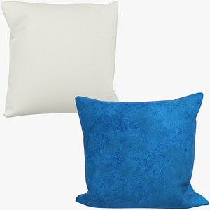 Sofa Pillows Collection V2 3D model
