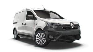 3D Renault Express L1 2021 model