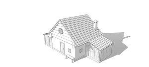 heidi fantasy house casa model