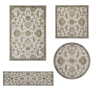 3D Rugs No 204