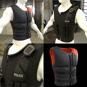 life jacket police model
