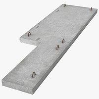 Floor Concrete Panel