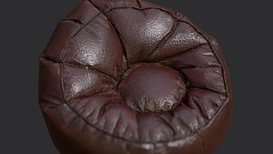 3D model puff clasic