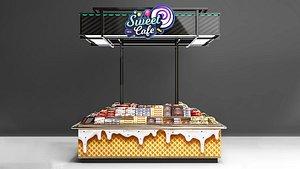 3D Sweet Cafe