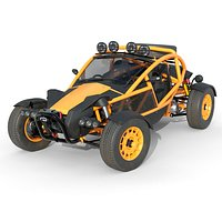 Ariel Nomad Buggy Real Time