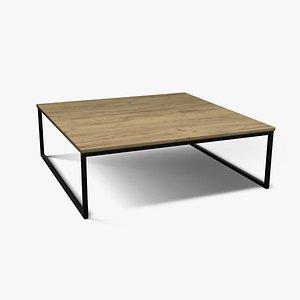 modern coffee table c4d free