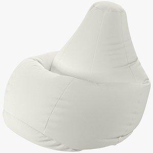 Bean Bag Chair V4 3D model