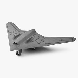 RQ-170 Sentinal Drone model