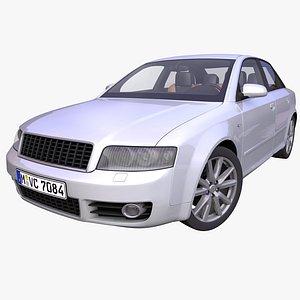 generic german sedan model