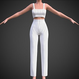 pants outfit model
