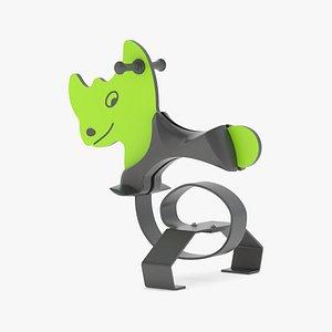Lappset Rhino model