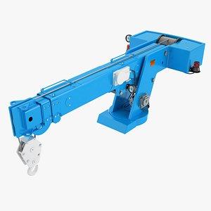 Industrial Carry Deck Crane Arrow 03 model
