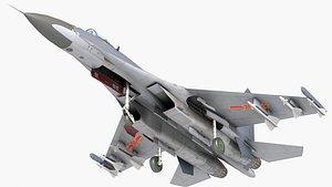 j11 j11b 3D model