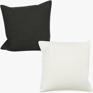 Sofa Pillows Collection V10 3D model