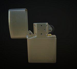 lighter light h 3D model