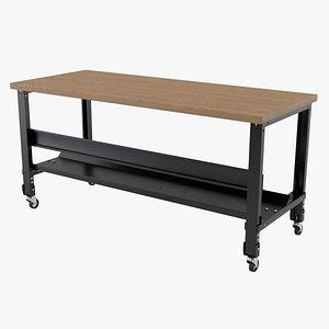 work bench model