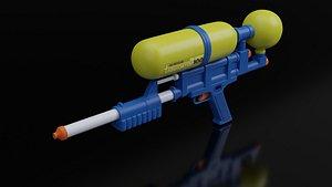 soaker 3D model