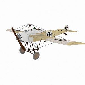 3D aviation airplane