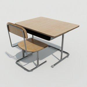 3D DeskSetGameReady