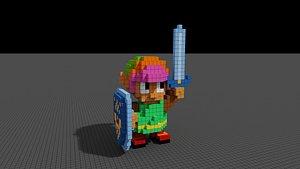 Link 3D