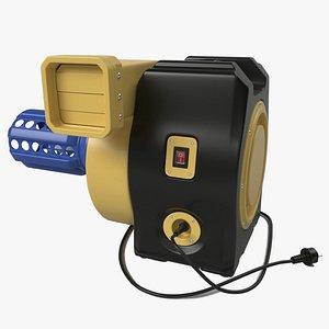 3D air blower
