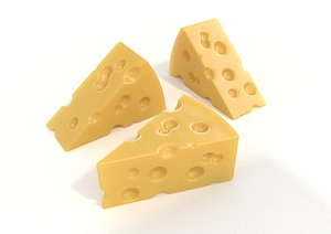 cheese triangle model