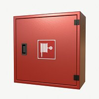 Hose reel box PBR