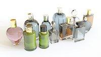 Perfume mockups collection