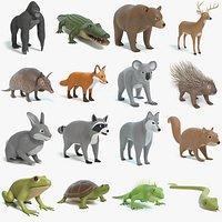 Cartoon Animal Collection 5