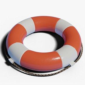 3D Life Saver Ring