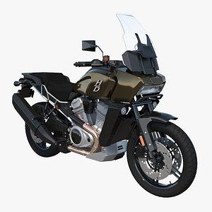 Harley-Davidson Pan America 2021 Standard 3D