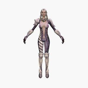 elf knight 3D