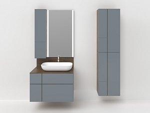3D Aquaton Michelle bathroom furniture