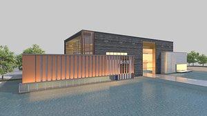 architecture20210905 3D model