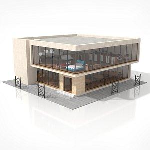 Furniture Store 3D model