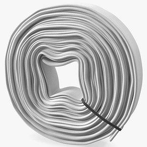 hose folded 3D model
