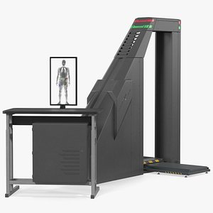 3D conpass smart dv xray body model