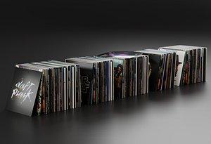 3D lp vinyl