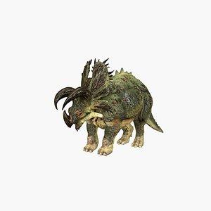 Triceratop 3D model
